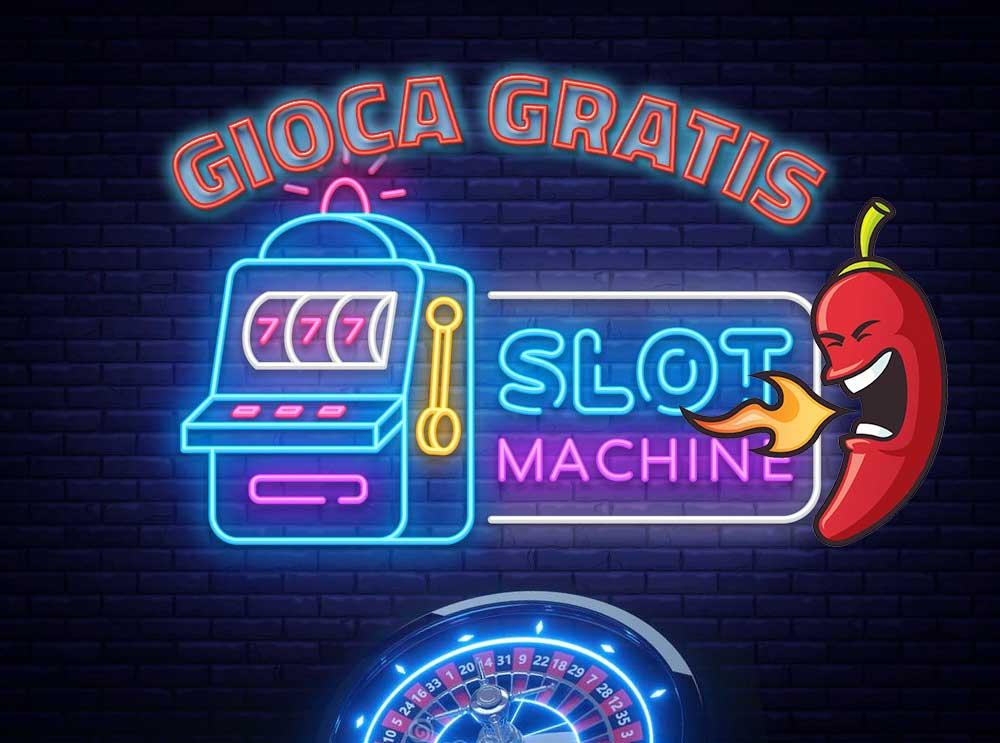 Gioca Gratis con oltre 500 Slot-Machine