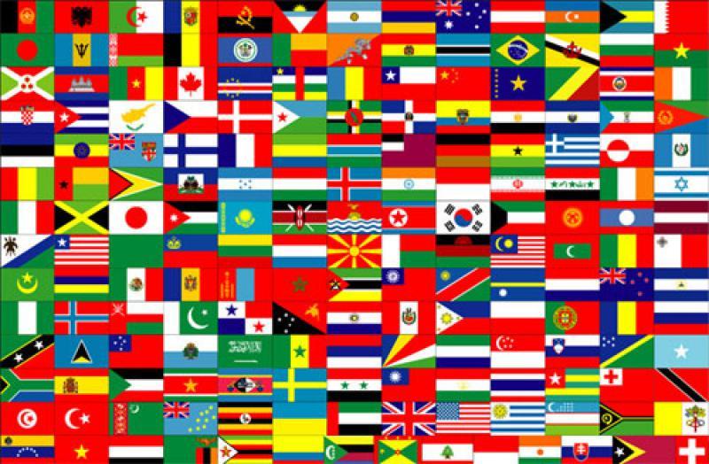 Bandiere Nel Mondo